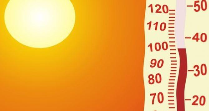 Жаркая погода— обычное явление для июня. —Синоптики