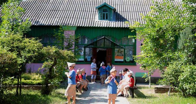 В Старобельске возобновил работу детский лагерь «Джура» (фото, видео)