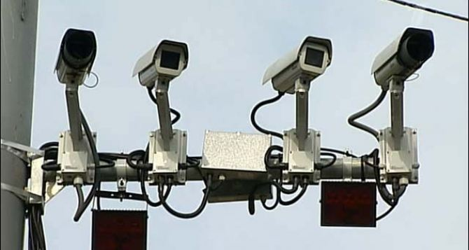 В Украине запустили систему видеофиксации нарушений ПДД