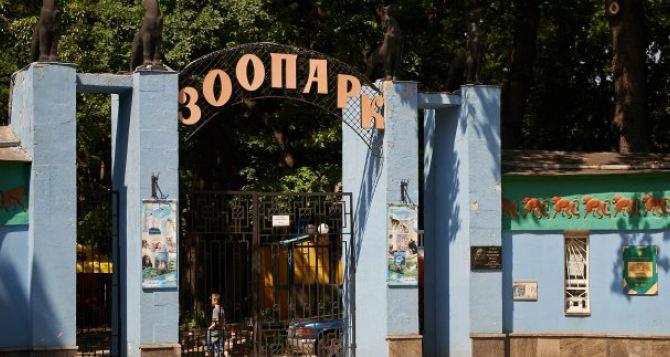 Вход в Харьковский зоопарк будет бесплатным