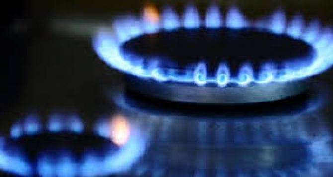 В Украине снизили вдвое нормы потребления газа без счетчиков