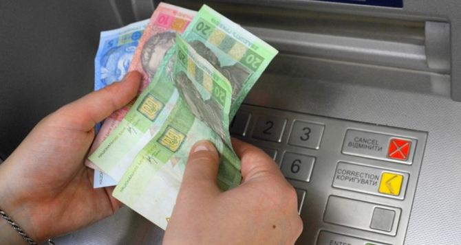 В Станице Луганской развернулась «война за банкоматы» (видео)