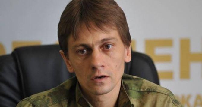 У главы Луганской области появился новый советник