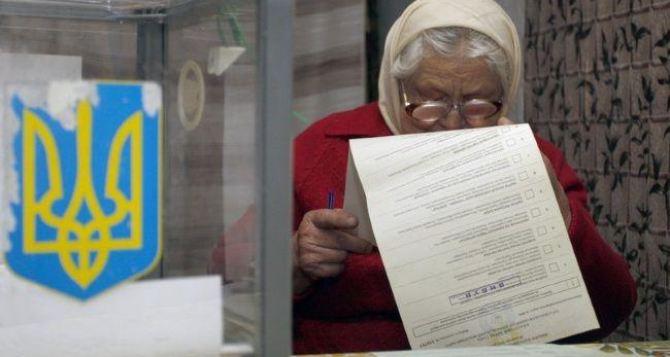 Подкуп избирателей и подделка документов: в Луганской области готовятся к выборам