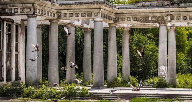 Жители Луганска возрождают парк имени Горького (видео)
