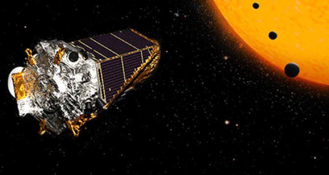Обнаружены две планеты— «близнецы» Земли