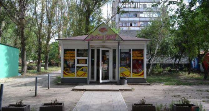 В торговую сеть Луганска входит 15 тысяч предпринимателей
