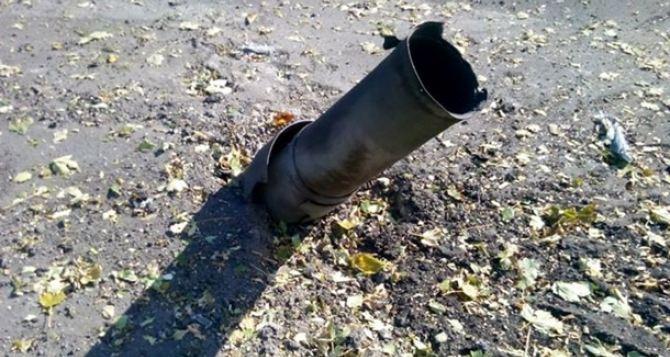 Под обстрел попал Новоайдарский район Луганской области