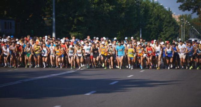 В Харькове пройдет легкоатлетический марафон «Освобождение»