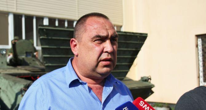 В Луганске пытались убить Плотницкого (видео)
