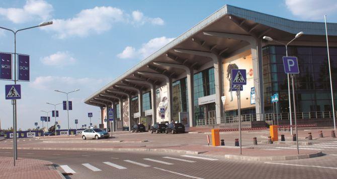 В Харьковском аэропорту на 63% увеличился пассажиропоток