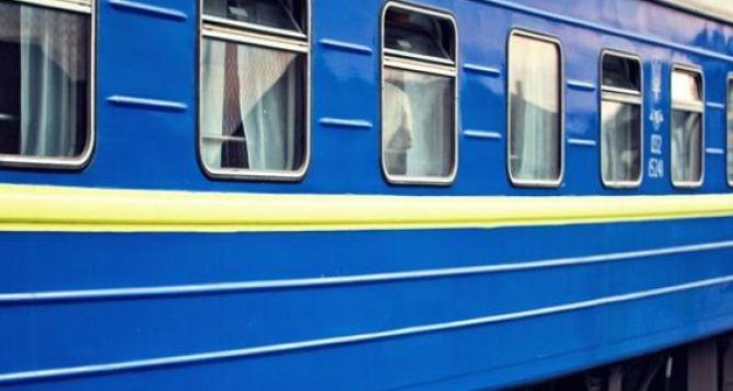 С сентября возобновится движение поезда «Харьков-Ужгород»