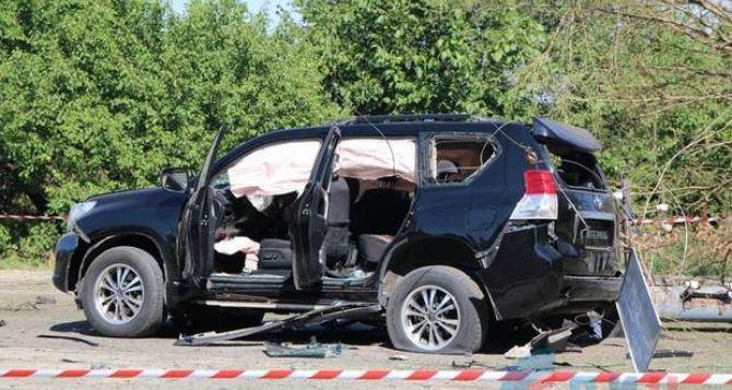 В Луганске ищут свидетелей покушения на Плотницкого