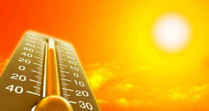 В Луганске днем ожидается до +30°С