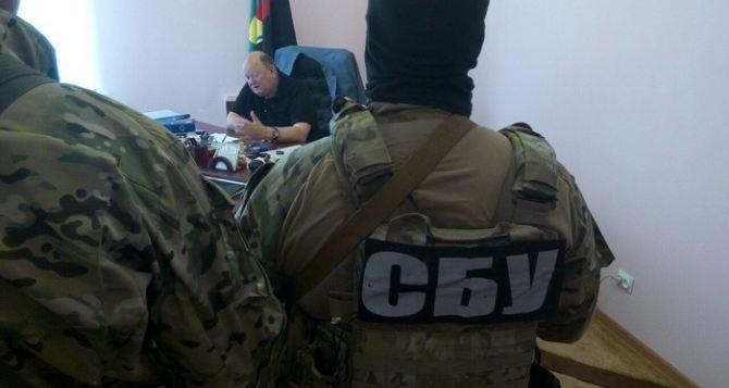 Мэра Торецка подозревают в террористической деятельности