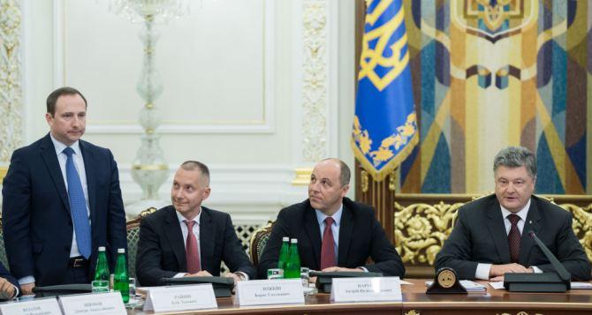 У Порошенко новый глава Администрации