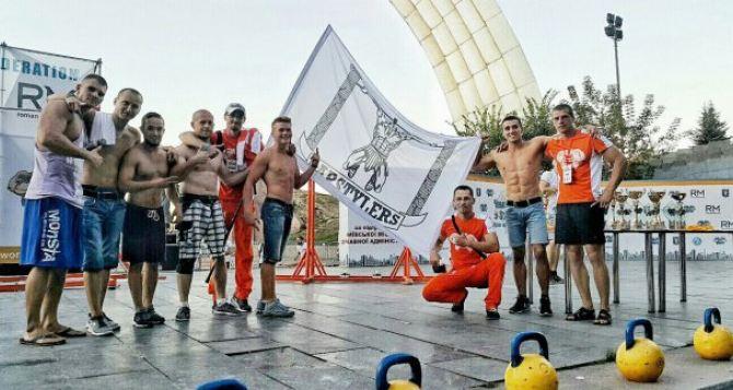 Харьковские воркаутеры стали чемпионами  Украины