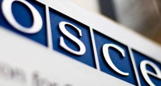 ОБСЕ эвакуировала передовую патрульную базу в Счастье