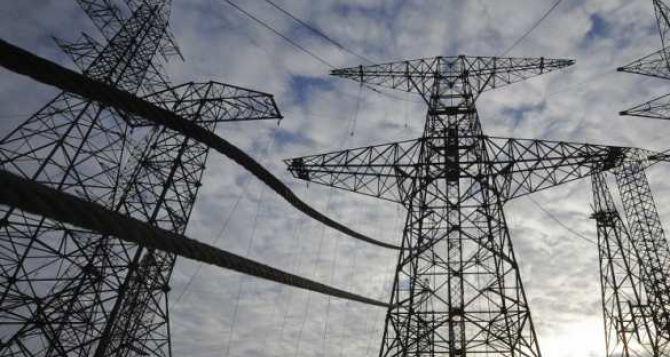 Неподконтрольные Киеву территории должны за свет 24 миллиарда гривен. —Укрэнерго