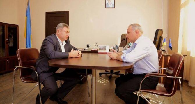 В Луганской области хотят открыть филиал Института сердца