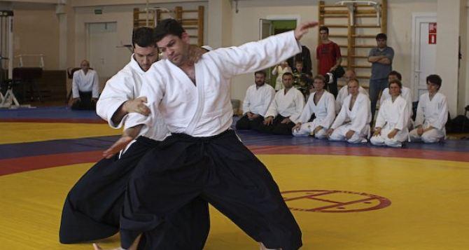 В Луганске пройдет первый городской фестиваль айкидо