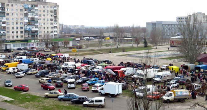 В Луганской области подешевели гречка и овощи. —ВГА