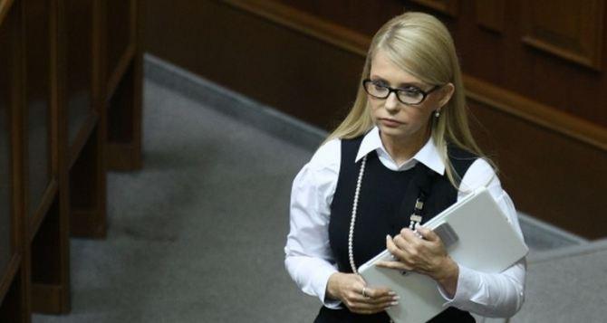 Тимошенко: Уже даже львовяне выступают завозвращение квласти «Партии регионов»