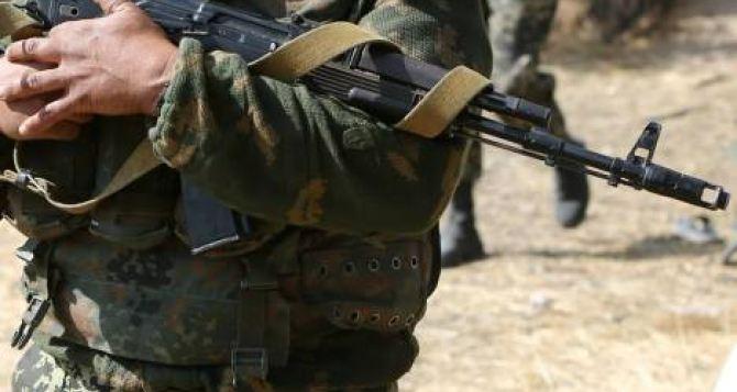 Участники боевых действий не могут найти в Луганской области работу, котораяб приносила такойже доход, что и воинская служба