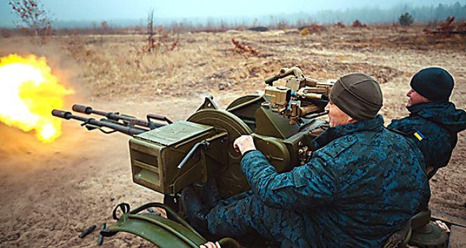 ВСУ обстреляли поселок Зайцево