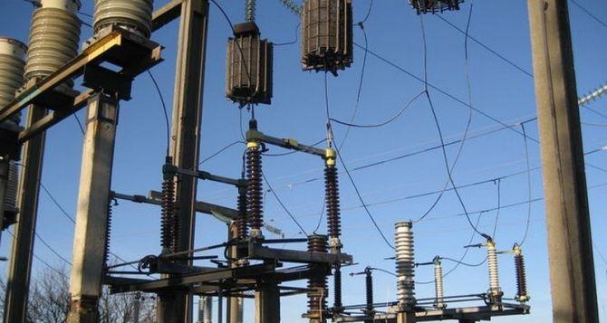 Германия выделит Украине 150 миллионов евро на реконструкцию подстанций Донбасса
