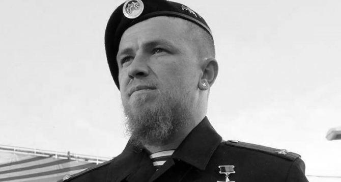 В Донецке убили Моторолу