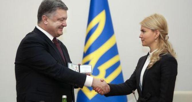 Порошенко в Харькове представил нового губернатора