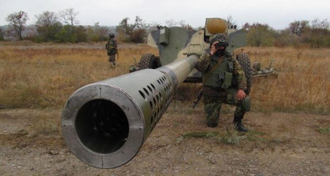 ВСУ начали обстрел южных сел ДНР