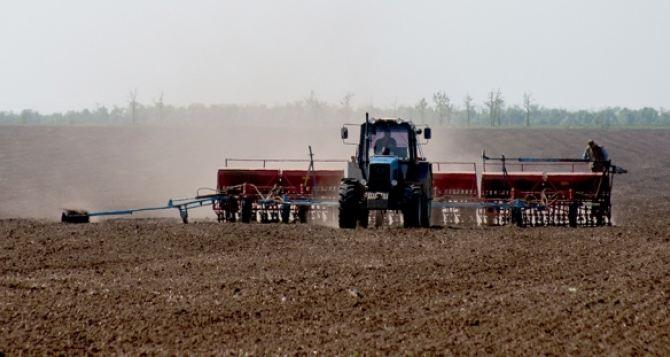 В Луганской области завершаются осенне-полевые работы