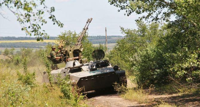 Самопровозглашенные ЛНР и ДНР предложили еще 7 участков для разведения сил