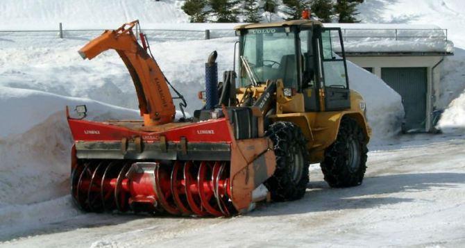 Дорожники самопровозглашенной ЛНР активно готовятся к зиме