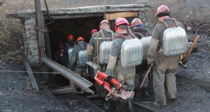 Назахваченной ЛНР шахте произошел обвал, есть жертвы