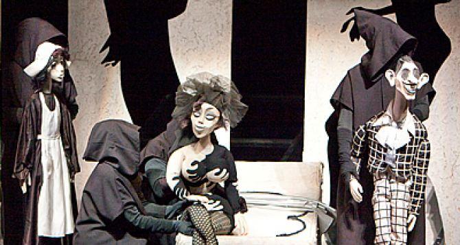 Харьковский театр кукол едет на международный фестиваль