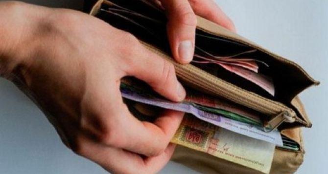 В Донецкой области растут долги по зарплате
