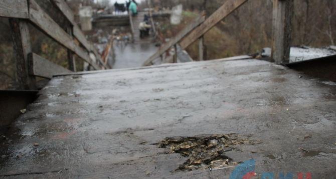 Украина обстреляла три раза территорию Луганщины