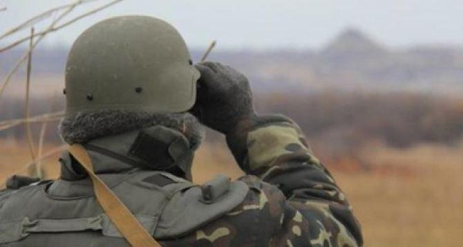 Ополченцы ЛНР обвинили Киев в 9-ти обстрелах засутки