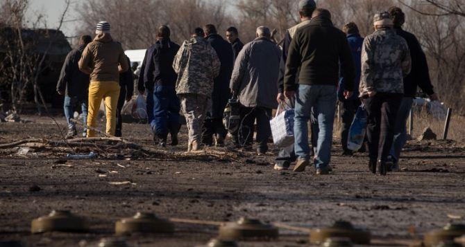 Геращенко поведала, когда снова будут договариваться обобмене заложников стеррористами