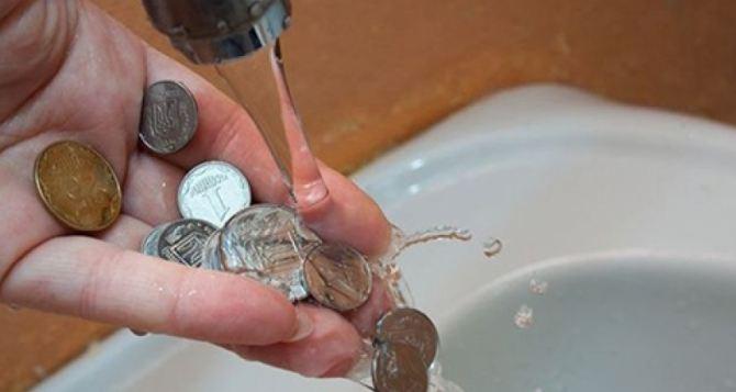В Харькове подорожала вода