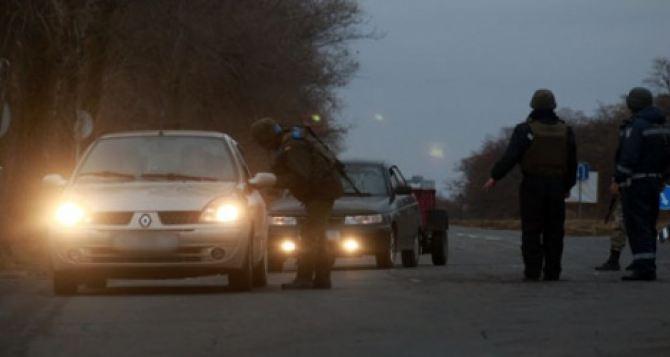 КПВВ «Майорск» попал под обстрел из пулеметов и гранатометов