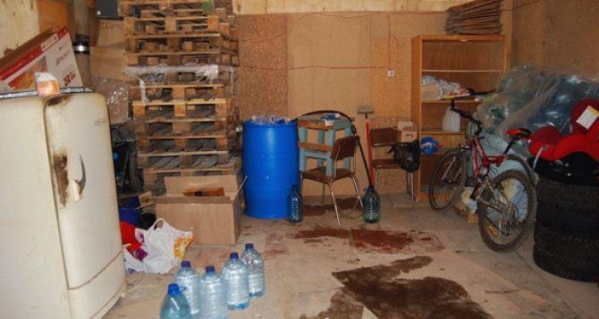 В Северодонецке ликвидировали подпольных цех по изготовлению алкоголя (фото)