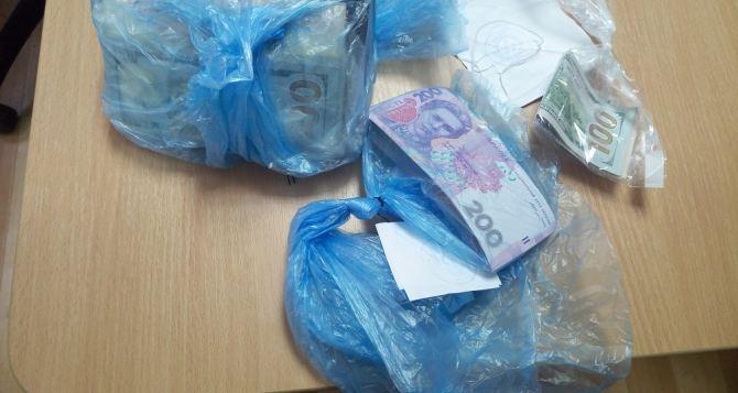 В одном из департаментов Луганской обладминистрации прошли обыски