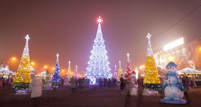 В Харькове уже утвердили план новогодних праздников