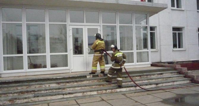 В Первомайске провели антитеррористические учения (фото)