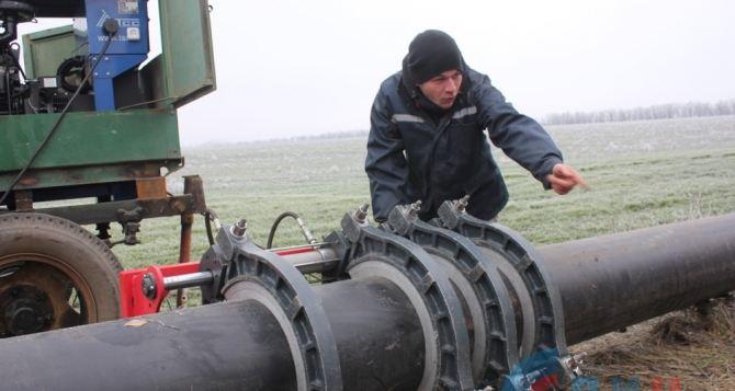 В Ровеньках решают проблемы водоснабжения (фото)