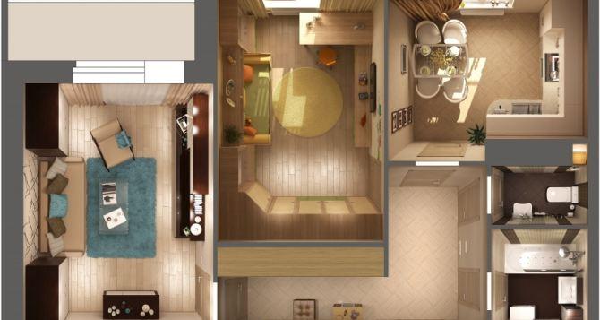 Квартира с отделкой: плюсы и минусы готового ремонта